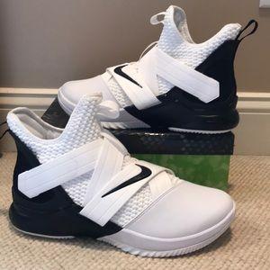 Nike Lebron Soldier XII 12 SFG Basketball Shoe